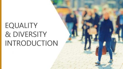 Equality and Diversity Introduction