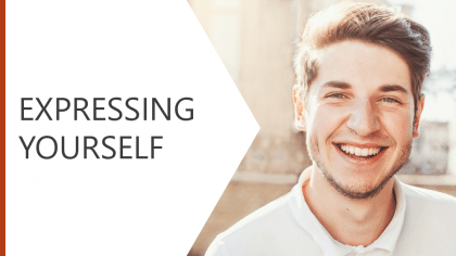 Expressing Yourself