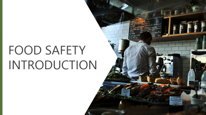 Food Safety Introduction