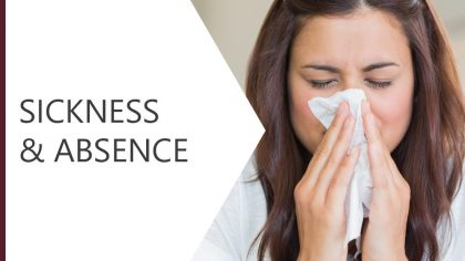 Sickness & Absence