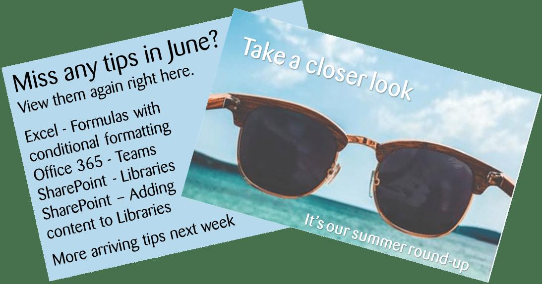 tips in June 2019