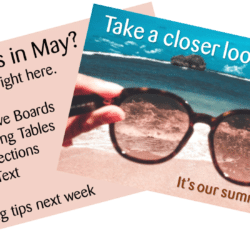 tips in May 2019