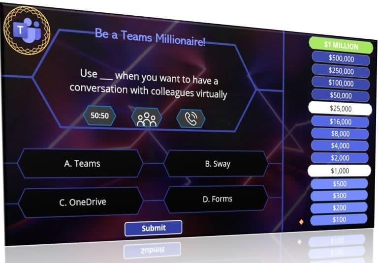 sales millionaire teams