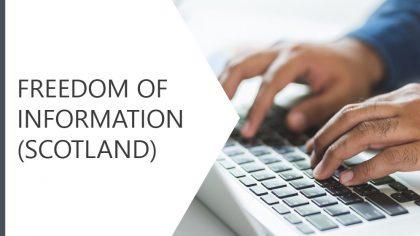 Freedom of Information Scotland