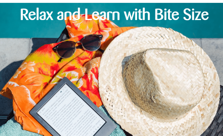 relax and learn summer offer