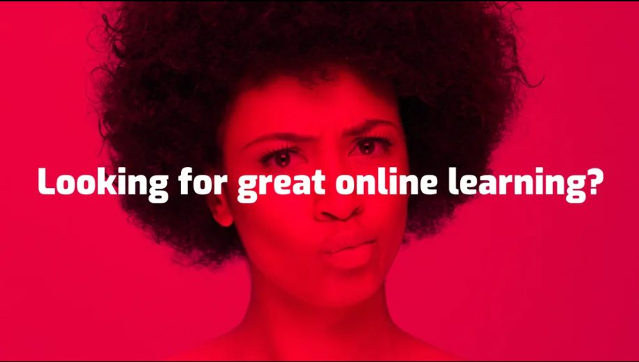 looking for great online learning